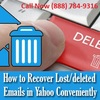 How to recover yahoo email without recovery email?