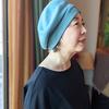 フェルトのベレー帽はコーデの神アイテム|ボサボサ髪でも一発でおしゃれがキマる便利さ