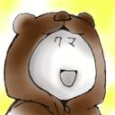 クマの動物研究