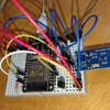 ESP32開発ボードでアナログ温度センサーLM61BIZを使う