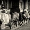 イスラムの足