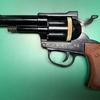 【火薬銃】シリンダーが回らなくなったビッグガン W8の修理