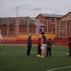 ペルー -富士山級の高地でサッカーをするw-