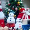クリスマス仕様のスヌーピーミュージアム~グッズ・カフェ編~