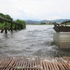 やな漁ってなんなの?大自然の中で体験してきた。新潟県魚沼市「堀之内やな場」