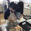 家庭科調理実習