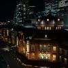 この角度から初めて撮った東京駅