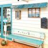 ジョンソンタウン 「貝殻喫茶室」はちょっと寂しげな海辺の小屋をイメージしたカフェ