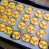 子供達が食べるのを躊躇するクッキー⁈プレゼントに最適☆インスタ映えもバッチリ☆全卵と卵黄で作る違い、知ってますか??【レシピ】
