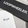 〈Scye〉×〈LOOPWHEELER〉吊り裏毛コーチブレザー  ~松屋銀座~