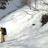 谷川岳 雪上訓練 2018