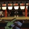 正月旅行 厳冬の山陰旅 厳島神社にて早朝参り&弥山で正月ハイキング