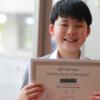 [PYP]TOEFL Juniorで素晴らしい成績を収めました!