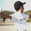 明日は日曜日。少年野球が待っている。