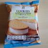 セブンプレミアム バニラ香るクッキーサンド
