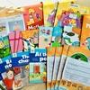 香港のローカル幼稚園K1の二学期の教材