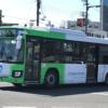 市バスカラーの緑はどれだけ長く親しまれたのか?