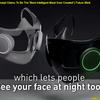 本日のデザイン/Razer's 'smart mask' concept claims to be the 'most intelligent mask ever created'