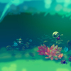 【スプラトゥーン】アクアリウムをイメージしたスマホケース イカした水族館 BOOTHに追加しました