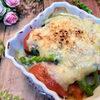 焼き野菜のツナソースグラタン|久々の・・・