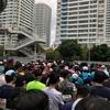 横浜マラソン 初フルマラソン 4時間4分