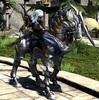 『FF14』牙狼<GARO>コラボ、魔戒弓師(吟遊詩人)装備とマウント銀牙を取りました!