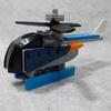 レゴ31099の組替ヘリコプターは可愛いいよ