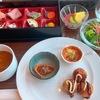 2021年9月 ◆シェラトン都ホテル大阪◆ レストラン朝食・クラブラウンジを紹介します。※緊急事態宣言中の内容です。