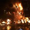 スペイン*バレンシア~クレイジーなスペインの三大祭り!サン・ホセの火祭り総集編~