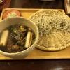 【蕎麦 春風荘】名古屋市中区にある人気のお蕎麦屋さんで鴨せいろを食べました!