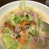 リンガーハットで麺なしの長崎チャンポンを食べてきた