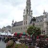 【ベルギー旅行記】ブリュッセル観光(世界遺産グランプラスと小便小僧探しの旅)