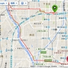 奈良マラソン1週間前の15km走