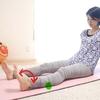 妊娠中の足のむくみ解消簡単セルフケアストレッチ③
