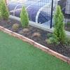 マイホームの庭をDIY。花壇作り方法紹介!