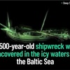 500-year-old shipwreck discovered using robotic cameras