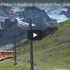 緑の高原から雪山まで スイスアルプスの列車旅