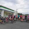ロードバイク - 三味線レーシング周回練(8周)