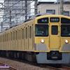 《西武》【写真館434】クリスマスに西武の黄色い電車を追い求めて・・・①