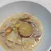 【さつまいもの甘みが効いた優しいスープ。白菜にも触れたって〜】96.さつまいもと白菜の豆乳スープ