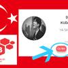 Dimash TMB(トルコ)でも投票やってます