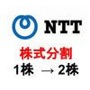 【株式分割&株主優待導入】NTT株を購入した理由について