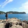 日本一周119日目  紀伊半島にも平地はあるんやで!