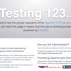 Apache httpd 2.4 を CentOS 7 に yum でインストールする手順