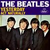 The Beatles - Yesterday 歌詞と和訳
