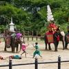 Samphran Elephant Ground And Zoo @バンコク郊外の動物テーマパーク