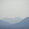 【一日一枚写真】藻岩の山頂から「絶えなく呼吸をし続ける樽前山」【一眼レフ】