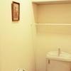 【公開】トイレの装飾はひとつだけ