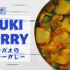 【インド料理レシピ】切って混ぜて煮込むだけ♪ ユウガオのパクチーカレー