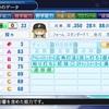 仁藤投手、引退する(パワプロ2018マイライフ・25年目)